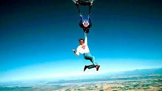 5 schockierende Momente in der Luft - mit Kamera aufgenommen