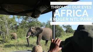 THROUGH OUR EYES | South Africa | Kruger National Park | NFL Travel