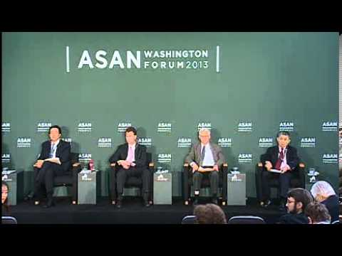 """[Asan Washington Forum 2013] Day 2 Session 3 - """"Dealing with a Nuclear North Korea"""""""