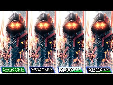 Сравнение работы Scarlet Nexus на консолях Xbox One и Xbox Series X | S