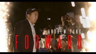 Andrew Yang Forward