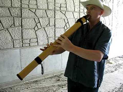 "Long Ago, Deep Within: High Spirits Laminated Birch ""Contrabass"" F#m Flute"