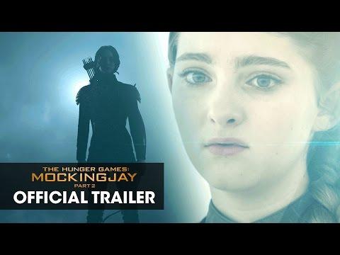 "The Hunger Games: Mockingjay Part 2 Official Trailer – ""For Prim"""