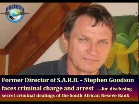 UBUNTU Party's Stephen Goodson Threatened With Arrest