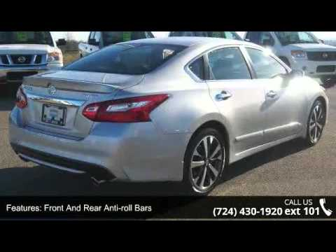 2016 nissan altima 3 5 sr tri star nissan uniontown youtube. Black Bedroom Furniture Sets. Home Design Ideas