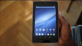 Google Nexus 7 Review!