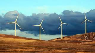 Turkey's wind power capacity increases over 3,000 MW in 2014