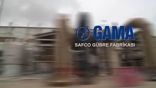 Safco Gübre Fabrikası İnşaat İşleri 2005 / Safco Fertilizer Plant Civil Construction 2005