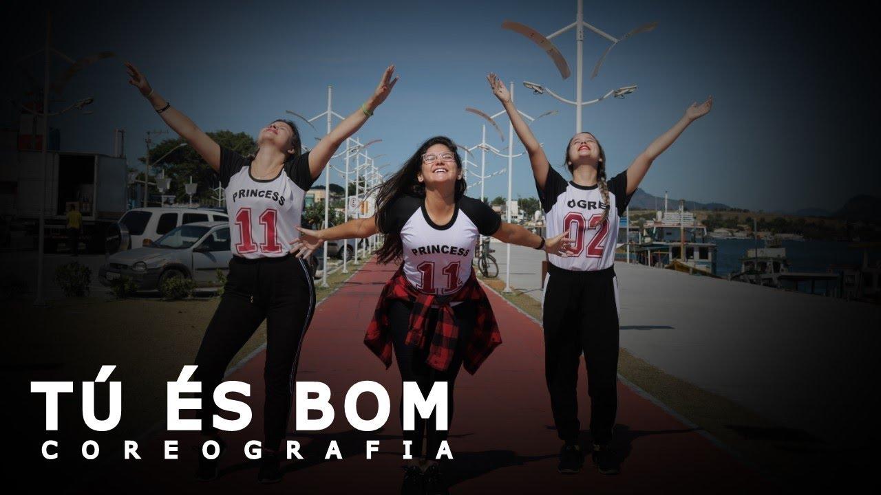 DANÇA: Tú És Bom - DJ PV Feat. Júlia Victoria | Coreografia Camila Carmona
