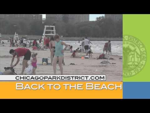 Chicago Park District June 2012 Calendar