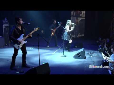 Savannah Outen LIVE @ Battle of the Bands 2012