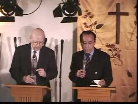 Dr. Ralph Winter inviting all people to Tokyo 2010