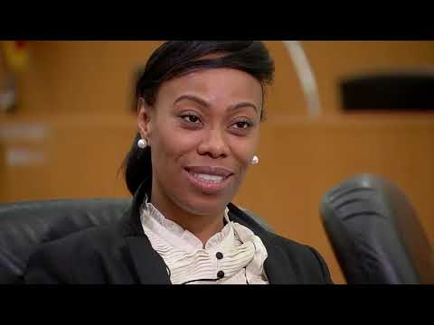 Harris Co. Judge Runs Her Courtroom A Little Differently
