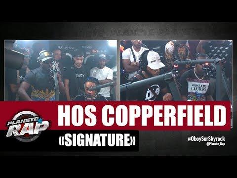 Youtube: Hös Copperfield«Signature» #PlanèteRap
