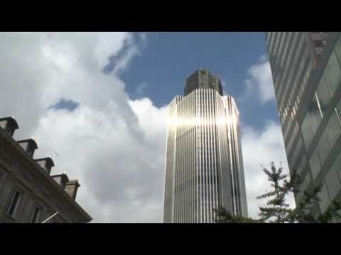 Office space in the City of London from Tower 42