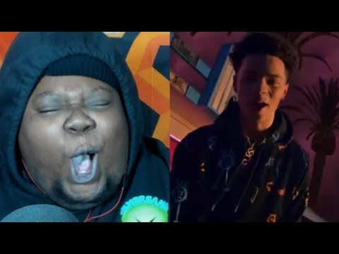 GUNNA TOO LIT!!! Lil Mosey - Stuck In A Dream (ft. Gunna) [Official Music Video] REACTION!!!