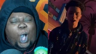 GUNNA TOO LIT!!! Lil Mosey - Stuck In A Dream (ft. Gunna)  REACTION!!!