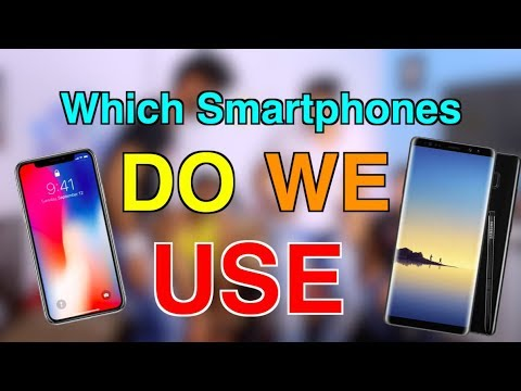 Which Smartphones Do We Use? ft. Technical Dost , Gauravzone , GTU
