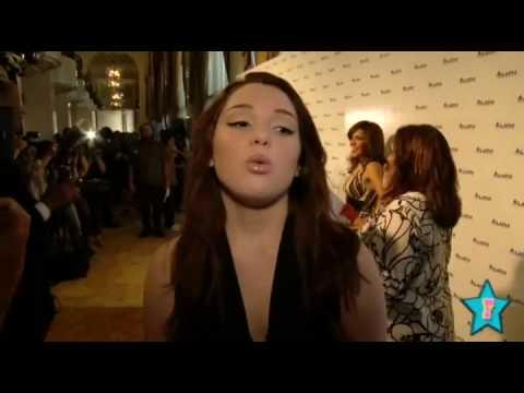 Jennifer Stone Emmy Reaction
