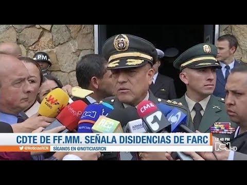 Disidencias de las Farc estarían tras el plan de atentado contra Duque