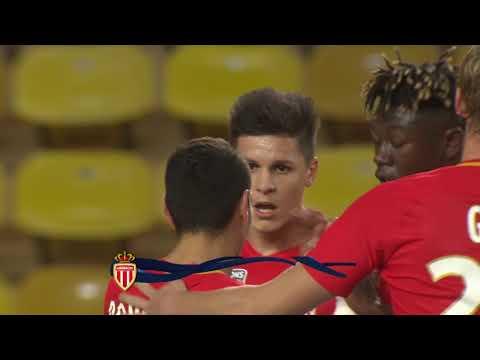 Coupe de la Ligue - Monaco / Caen