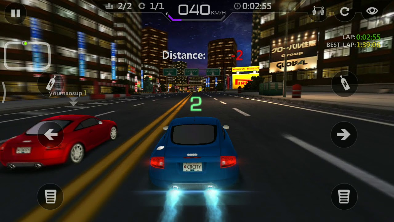 car race game for kids city racing game