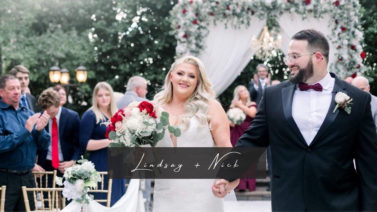 Lindsay + Nick Wedding Film | Garden Tuscana Reception Hall