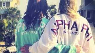 Alpha Phi at Florida State University 2014