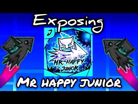 EXPOSING Mr Happy Junior