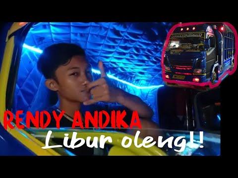 RENDY ANDIKA LIBUR OLENG!!!KENAPA YAA??