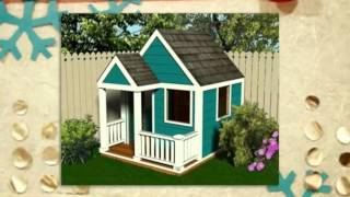 Planning And Building A Playhouse - Playhouse Plans