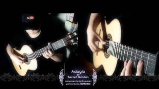 Secret Garden: Adagio, on guitars by Da Vynci
