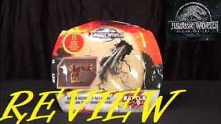 Toy Review: Jurassic World Fallen Kingdom Mini Dino Multipack (15-pack) / MATTEL 2018