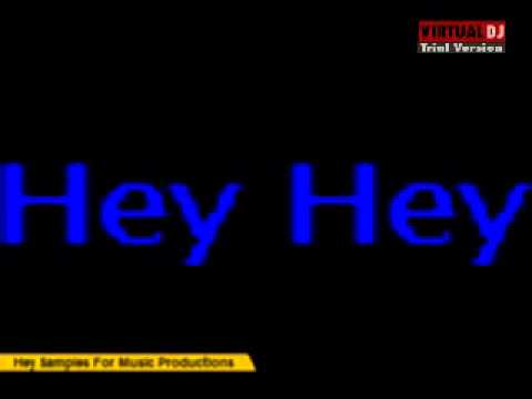 Hey Samples For Music Productions - YouTube