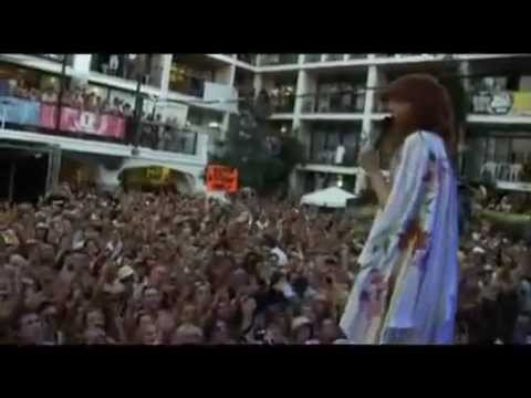 Florence + The Machine - You've Got The Love (Live Ibiza Rocks 2009)