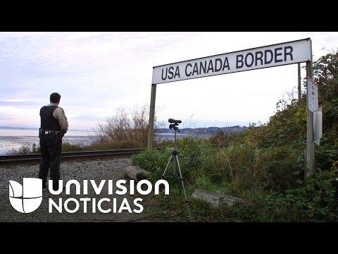 Miles De Migrantes Buscan Refugio En Canadá, ¿qué Pasa Cuando Llegan?