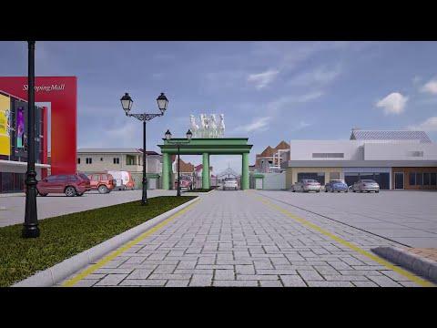 Phase 2:   Treasure Park & Garden - City of David