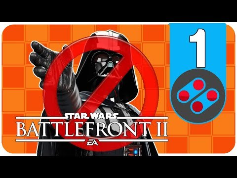EA Reddit FAIL - $80 For A Game Without Vader!?!   Star Wars Battlefront 2 #1 - Game Or Bust