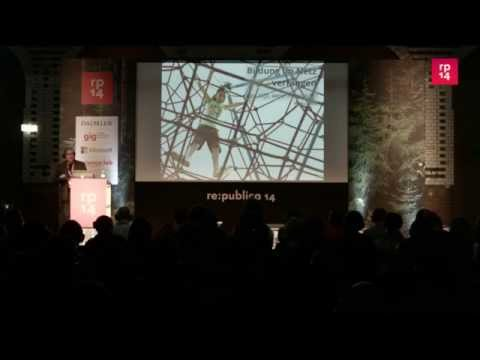 re:publica 2014 - Max Woodtli: Bildung verfangen im Net... on YouTube