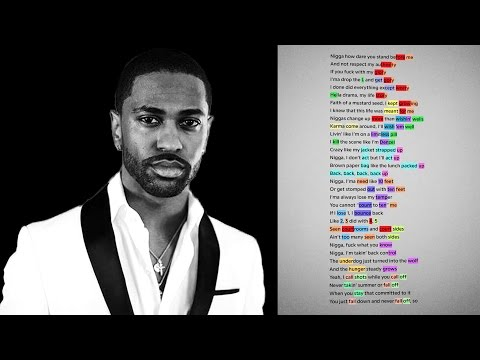 "Big Sean ""Bounce Back"" 