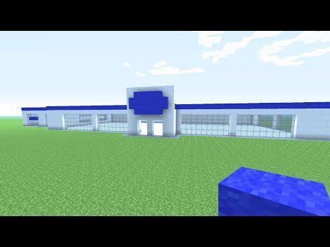 Minecraft Live - Building Ford Dealership