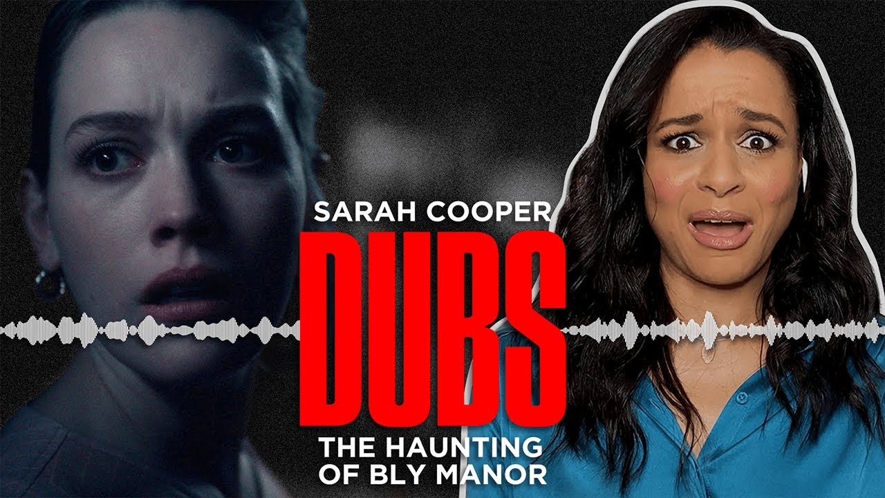 Sarah Cooper Dubs Over The Haunting Of Bly Manor   Netflix Is A Joke
