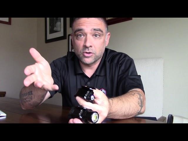 OLIGHT PL Mini Pistol Light Review