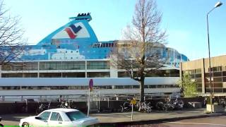 Silja Galaxy cruiseferry