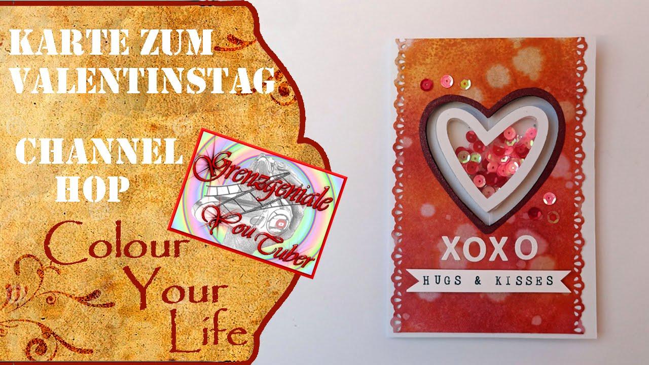 Wie Macht Man Eine Karte Zum Valentinstag #Grenzgenial