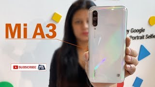 Mi A3 Smatphone  ₹12999  में हुआ लांच   First Look  Tech Tak