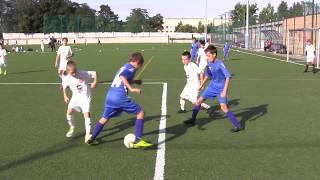 CZ1- Kudelek z Nadusią z Iskra Kochlice-Turnieju w Legnicy - Kategoria Orlik -I Mecz z Miedź Legnica