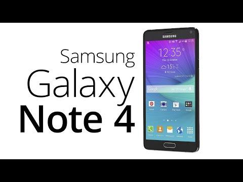 Samsung Galaxy Note 4 (recenze)