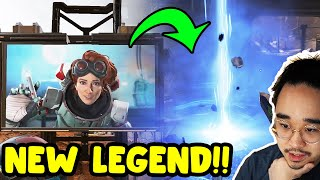 THE NEXT LEGEND IS REVEALED, HORIZON! COMPLETED THE INGAME TEASER! (Season 7 Apex Legends)