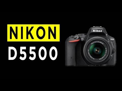 Nikon D5500 DSLR Camera Highlights & Overview -2020